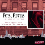 Fates, Flowers read & signed by Matthew Waterhouse CD10th Planet Events Exclusive